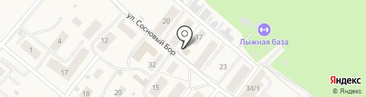 Продуктовый магазин на карте Барсово