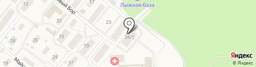 Содействие на карте Барсово