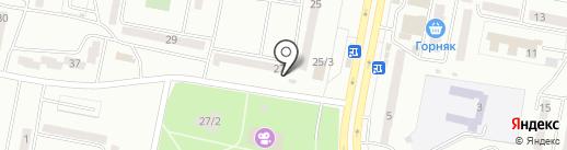Магазин бытовой техники на карте Караганды