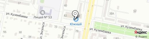 APOTHEKE на карте Караганды