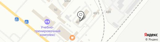 СтройОптТорг на карте Омска
