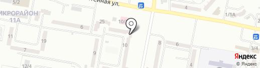 Руслан на карте Караганды