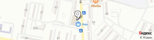 Магазин мелкой бытовой техники на карте Караганды