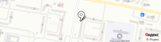 Экономь на карте Караганды