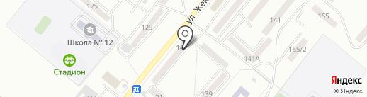КАССА 24 на карте Караганды