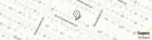 ЭкомСтрой на карте Омска