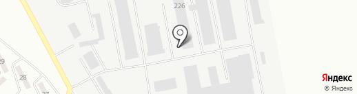 Z.kz на карте Караганды