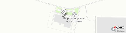 Сарыарка нан Караганда на карте Караганды