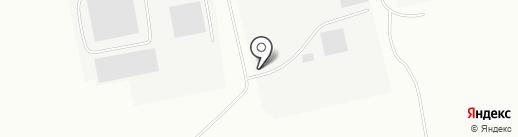 Пожарная часть №8 на карте Караганды