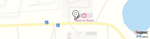 КСС, ТОО на карте Уштобе