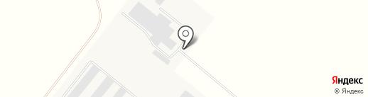 Продуктовый магазин на карте Уштобе