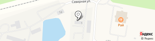 ПБН-Спецмонтажсервис на карте Белого Яра