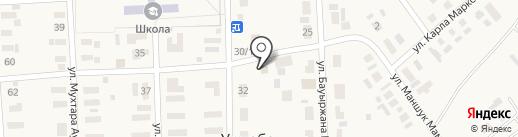 Успех на карте Уштобе