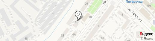Торгово-строительная компания на карте Белого Яра