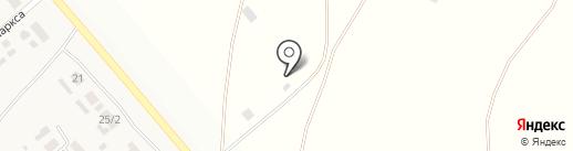 Керемет на карте Уштобе