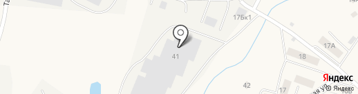 Woodwoker на карте Белого Яра