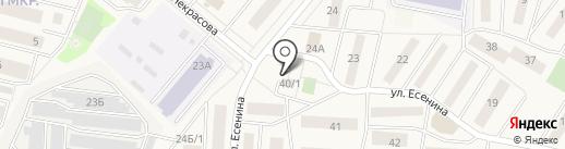 Продуктовый магазин на карте Белого Яра