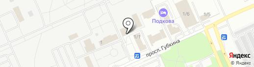 Президент-Сервис на карте Омска