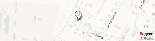 Доскей аулының мешіті на карте Доскея