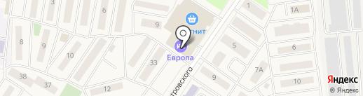 MEAL STREET на карте Белого Яра