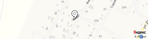 Көк бұлақ на карте Доскея