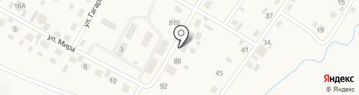 Альфия на карте Доскея