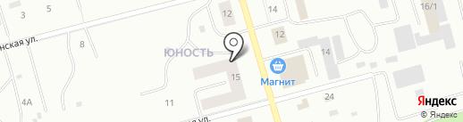 RS DIGITRONIC на карте Сургута