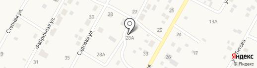 Продуктовый магазин на карте Доскея