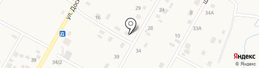 Доскейская модельная библиотека-клуб на карте Доскея