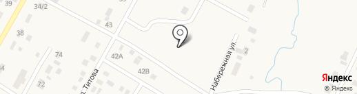 Ельтайская общеобразовательная средняя школа на карте Доскея