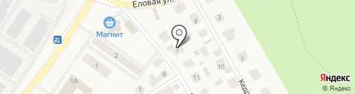 ГК ЦЕНТР АРЕНДЫ ОБОРУДОВАНИЯ на карте Белого Яра