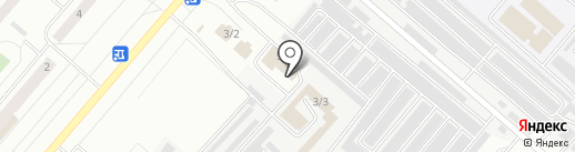 ЗАПАДНАЯ СИБИРСКАЯ ТРАНСПОРТНАЯ КОМПАНИЯ на карте Омска