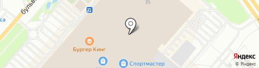MF на карте Омска