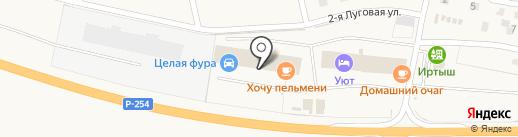 БОЛЬШИЕ ДЕТАЛИ на карте Троицкого