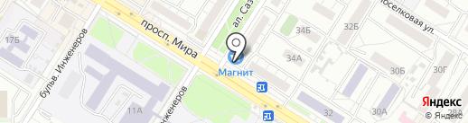 VISTA & STYLE на карте Омска