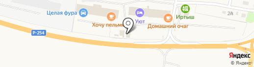 Трак-Трейдинг на карте Троицкого