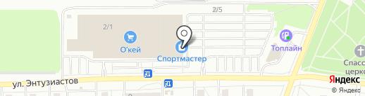 Платежный терминал, Бинбанк, ПАО на карте Омска