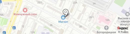 Доступная среда на карте Омска