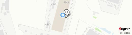 ФудАгро на карте Омска