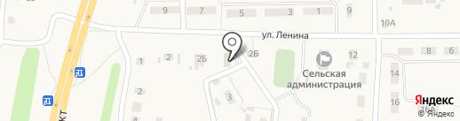 Виктория на карте Троицкого