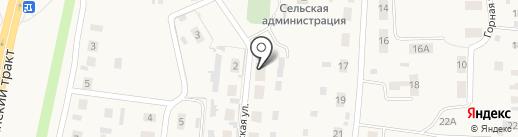ИНЖЕНЕР-ОМСК на карте Троицкого