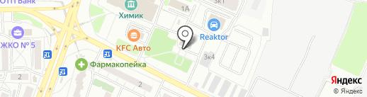 СтройЮрист на карте Омска