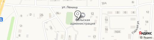 Вершки и корешки на карте Троицкого
