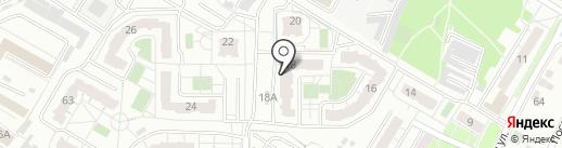 Няшки-Вкусняшки на карте Омска