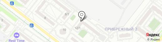 Студия Дарьиной Людмилы на карте Омска