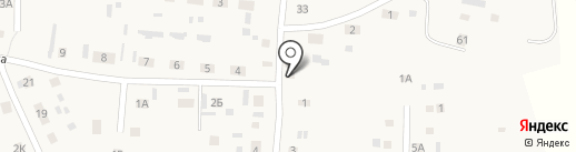 Продовольственный магазин на карте Троицкого