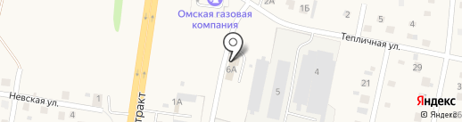 BOSCH на карте Троицкого