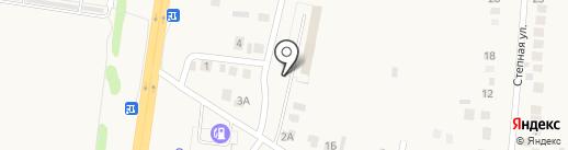 Сфинкс на карте Троицкого