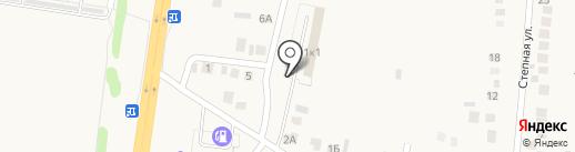 АВАТАР на карте Троицкого
