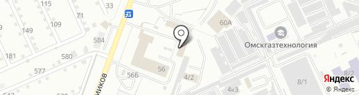 Japantrek на карте Омска